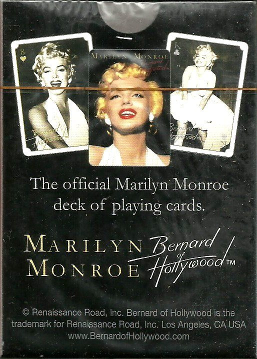 LINDSEY KUHN Postcard Handbill MARILYN monroe like poster print