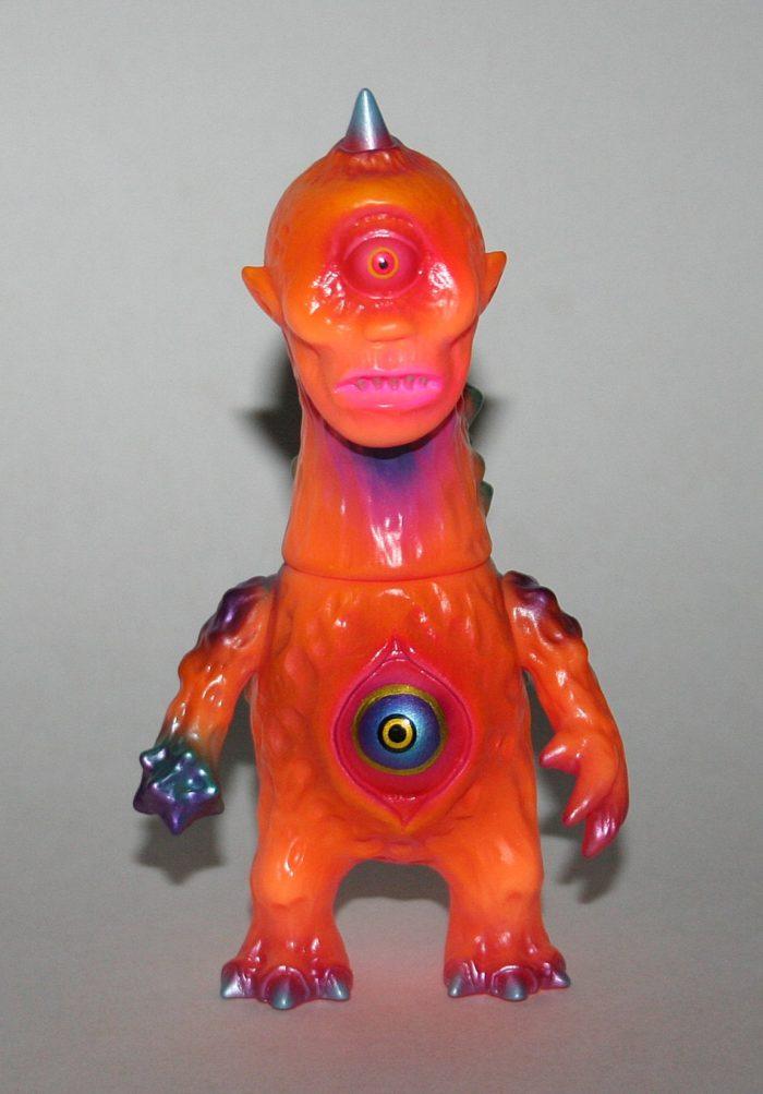 Chokehazrd x Rampage Toys Toxic Cyclops