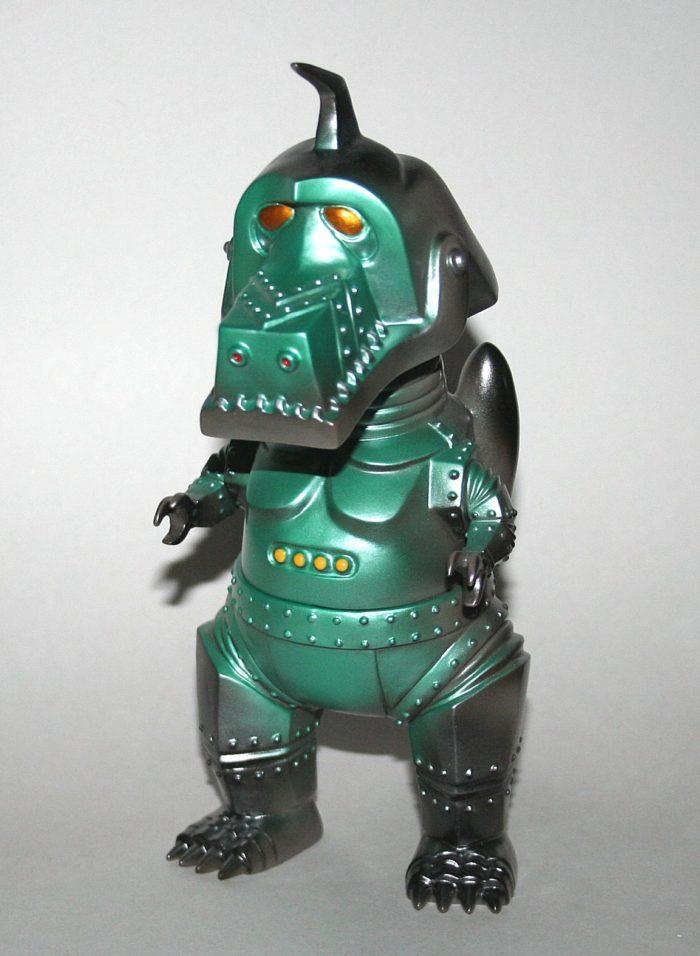 Cojica Toys 1st Painted Grey Mecha Tyranbo
