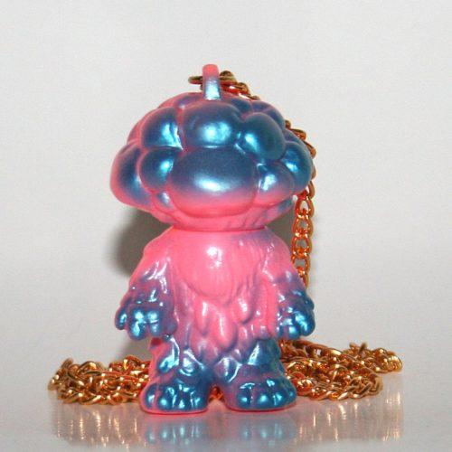 M1 Pink and Blue Matango Pendant